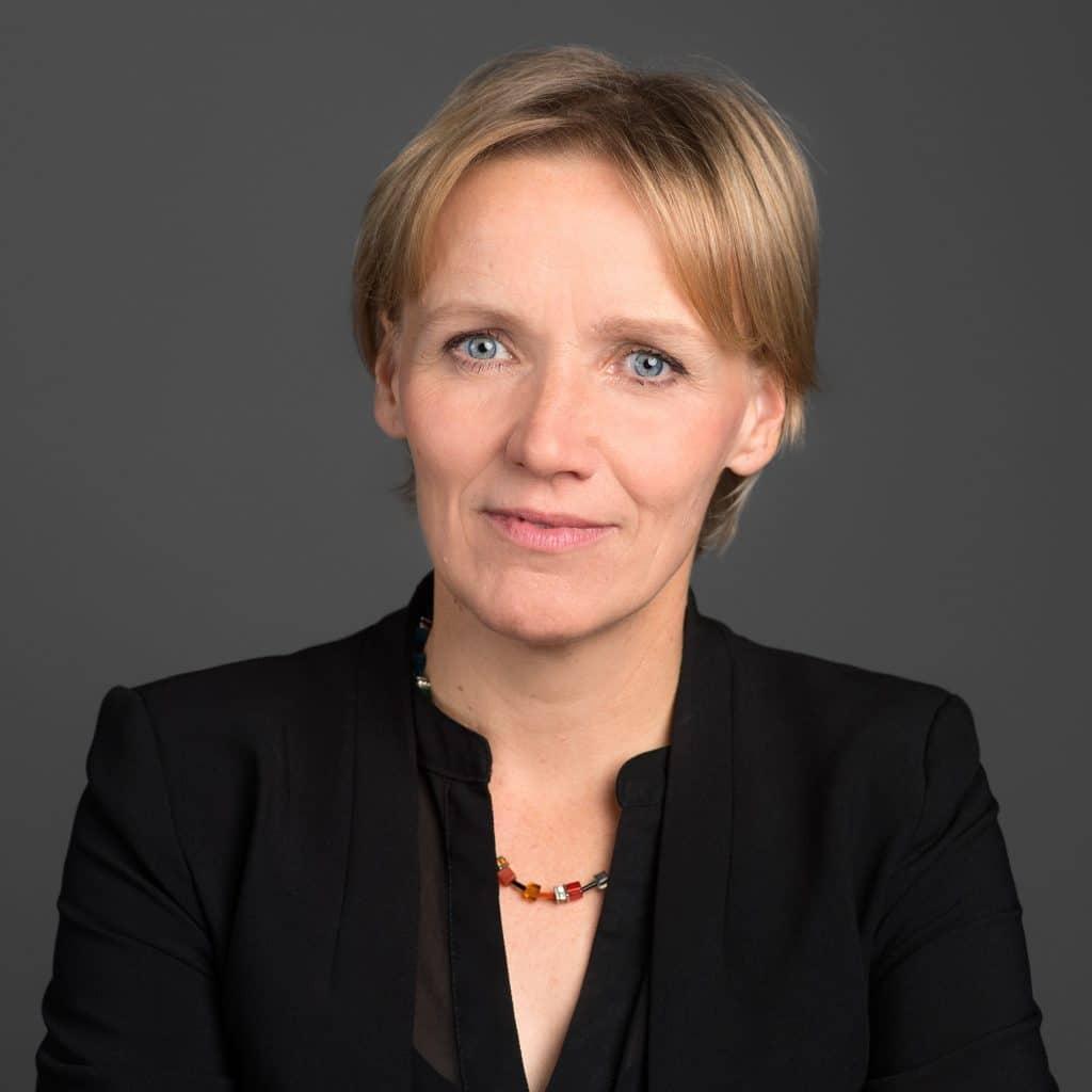 Katrin Raczynski, Vorstand des HVD Bundesverbandes