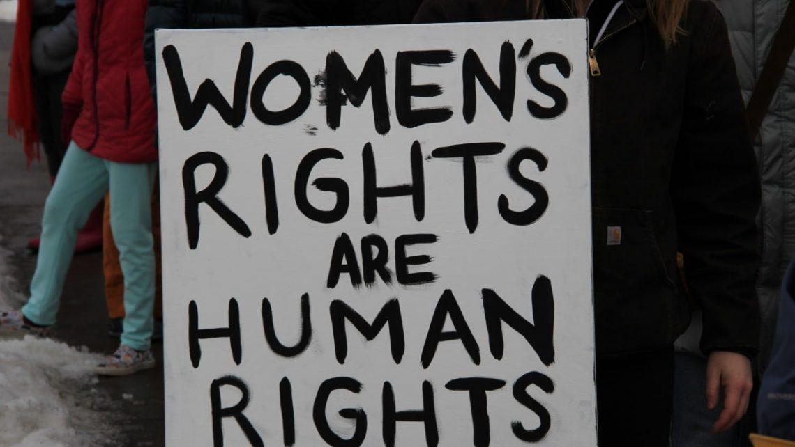 Women's March 2018 in Missoula, Montana