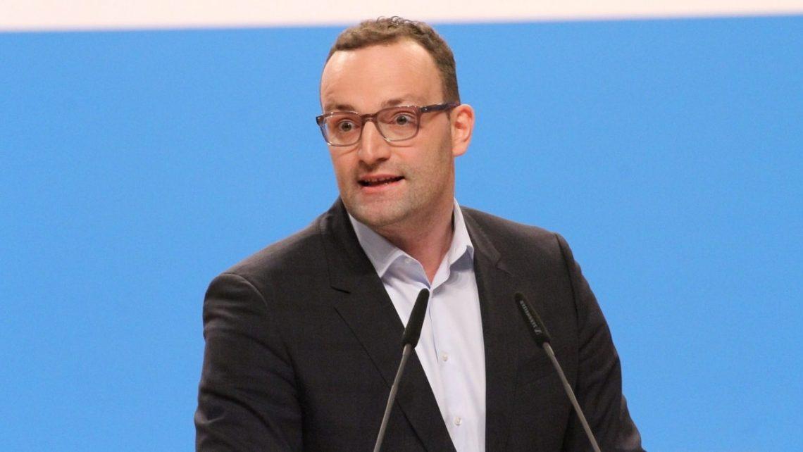 Jens Spahn beim CDU-Parteitag 2014
