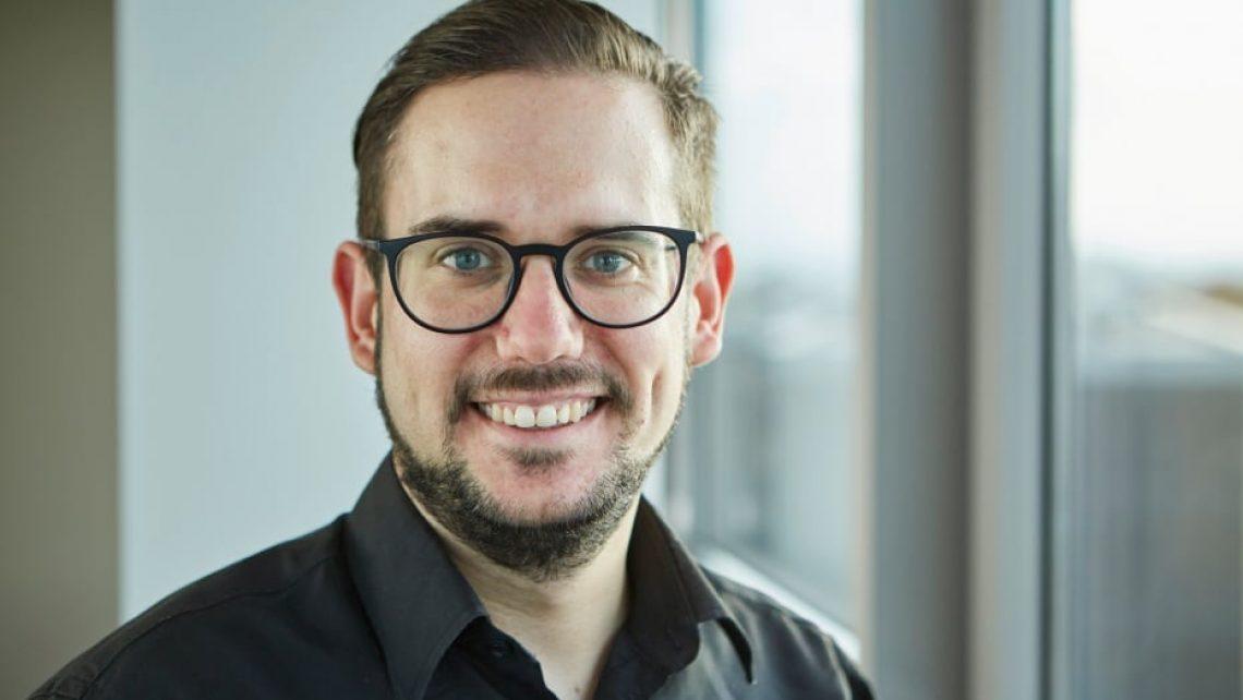 Timo Saueressig, Präsident der Humanistischen Gemeinschaft Hessen (HuGH)